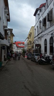 Straßen Stown Towns