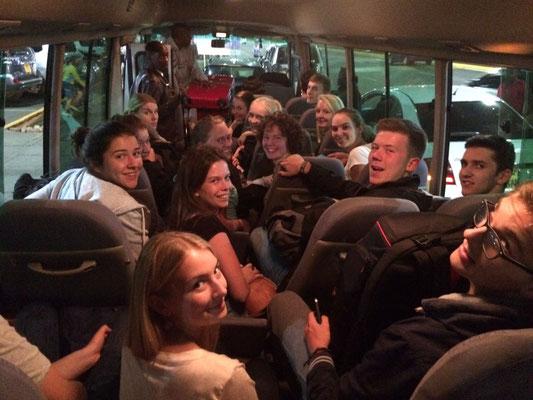 Fahrt zur Unterkunft in Nairobi zum Ankunftsseminar