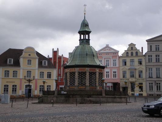 """""""Wasserkunst"""" am Markt, Brunnen"""