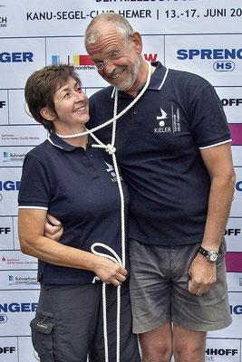 14. Frank Schumacher, Hildegard Lax