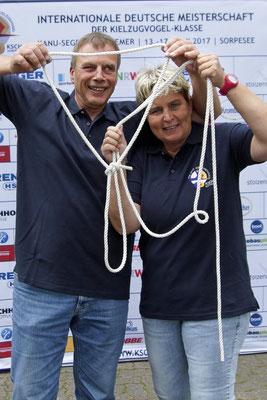 Rang 7 Ursula Wimmer und Manfred Wimmer