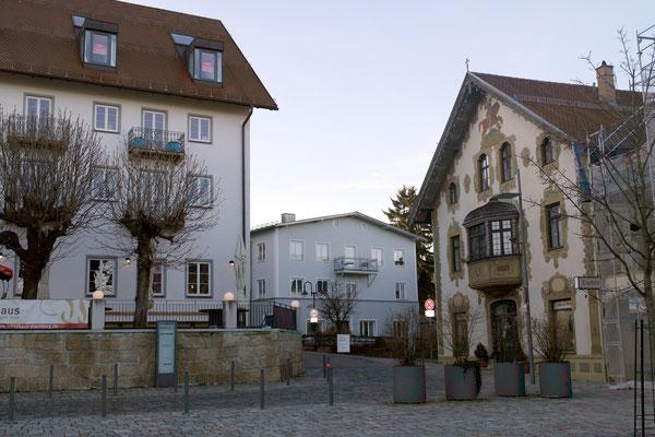 Tutzinger Hofplatz 6 Osteopathie Praxis