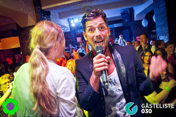 Markus Luca live bei Schlager an der Spree