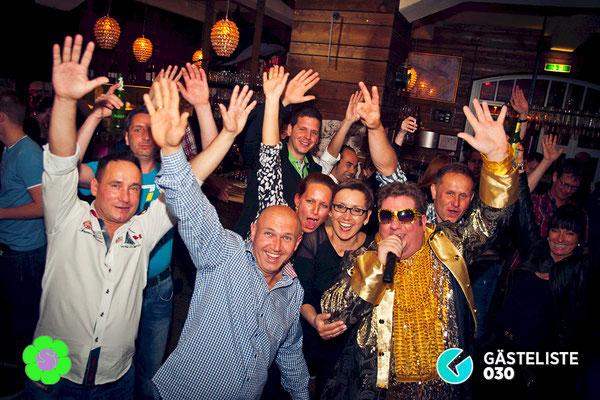 Partykanzler Martin Martini live bei Schlager an der Spree