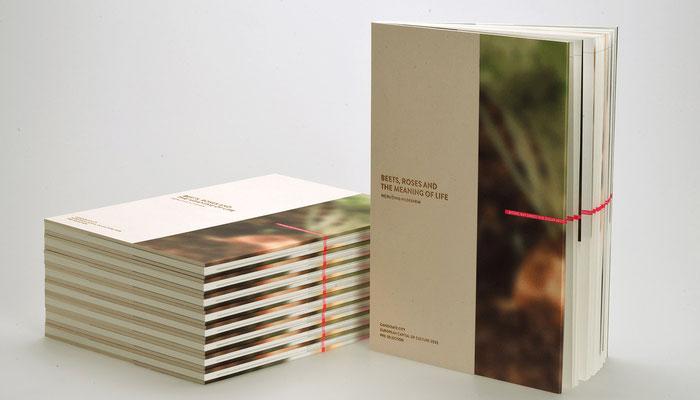 Das Bid Book für die Bewerbung Hildesheims zur Kulturhauptstadt 2025.