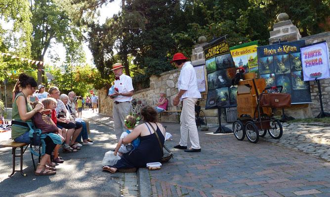 Bergfest. 24. August 2019 in Moritzberg. Foto: Dieter Bode