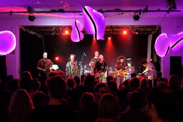 15. Folk'n'Fusion Festival. 25. bis 27. Oktober 2019 in Hildesheim. Foto: Jonas Martin