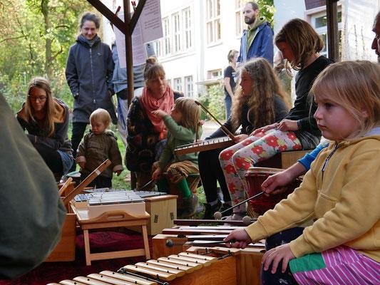 15. Folk'n'Fusion Festival. 26. bis 27. Oktober in Hildesheim. Foto: Jule Kriesel
