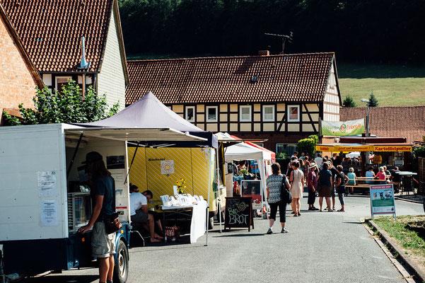 Tomatenfest. Foto: Daniel Kunzfeld
