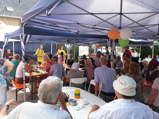Sommerfest der Kulturen. 25. August 2019 in Nordstemmen