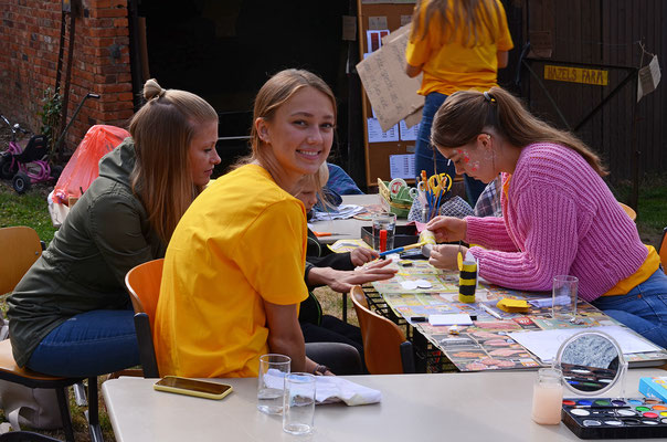 Hazel: Generation Zukunftsfähigkeit. 8. September 2019 in Asel. Foto: Lea Körber