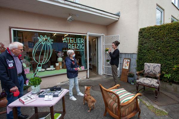 Botanischer Schmuck. 16. bis 17. Mai 2020 in Hildesheim. Foto: Kevin Momoh