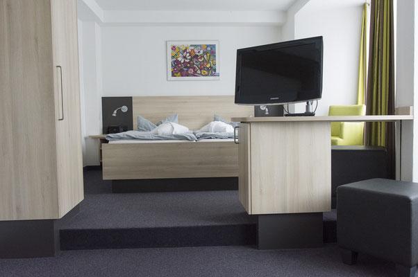 Unsere Junior Suiten