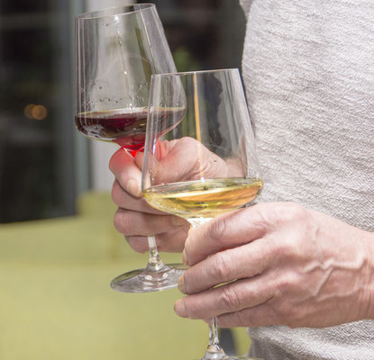 Weingut Battenfeld Spanier & Kühling-Gillot zum WeinWinter auf Langeoog