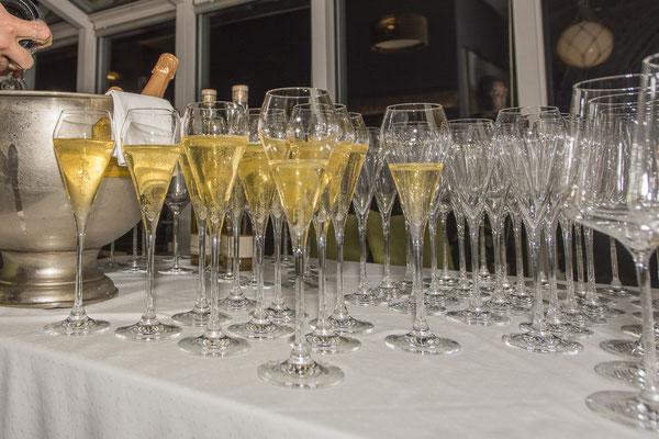 4. Weinwinter auf Langeoog - Champagner Abend
