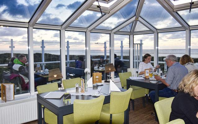 Ausblick und Genuss ... Bio Restaurant Seekrug