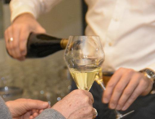 Wein Quiz beim 4. Weinwinter auf Langeoog