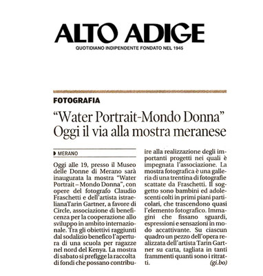 Alto Adige 11/2015