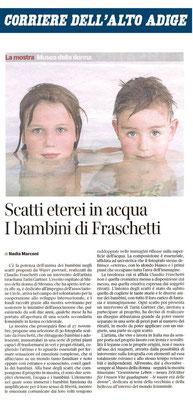 Corriere dell'Alto Adige 11/2015