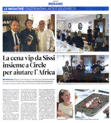 Alto Adige 11/2019