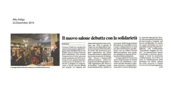 Alto Adige 12/2014