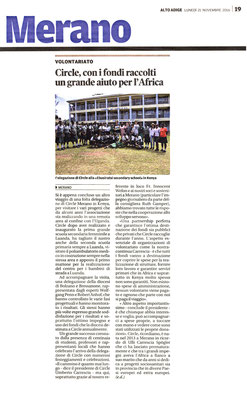 Alto Adige 11/2016