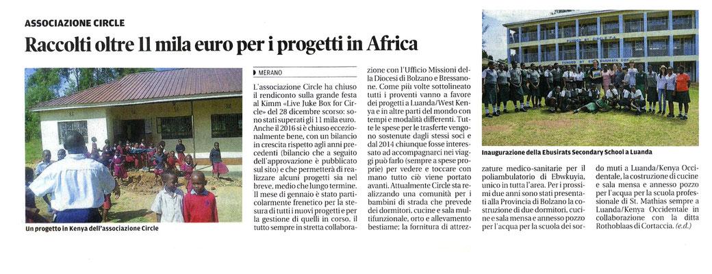Alto Adige 02/2017