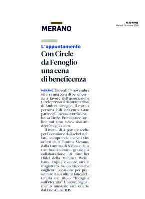 Alto Adige 10/2019