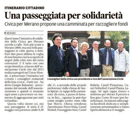 Alto Adige 05/2017