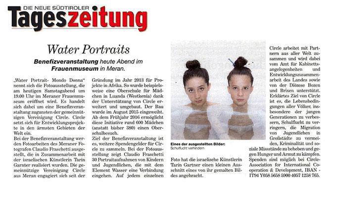 Die neue Südtiroler Tageszeitung 11/2015
