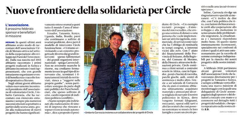 Alto Adige 08/2019