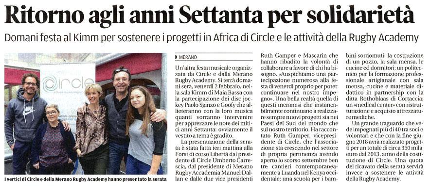 Alto Adige 02/2018