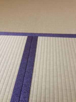 鯔背:鮫小紋(いなせ:さめこもん) 和紙表(銀白色)