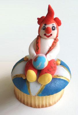 Cupcake Clownin Popolina