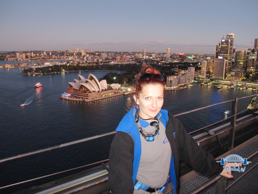 Bridge Climb in Sidney