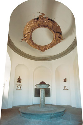 The Sculptural Cycle for the Santa Croce Church in Vinci, Tuscany, Italy / 2007-10 / Santa Croce Church [Vinci, Tuscany] サンタ・クローチェ教会設置彫刻群 / サンタ・クローチェ教会 [トスカーナ州ヴィンチ村 ]
