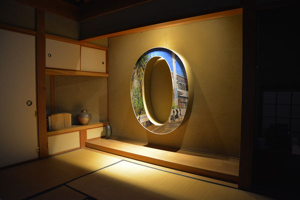"""GLIMPSE"" HIRO GALLERY IZUKOGEN / 2015"