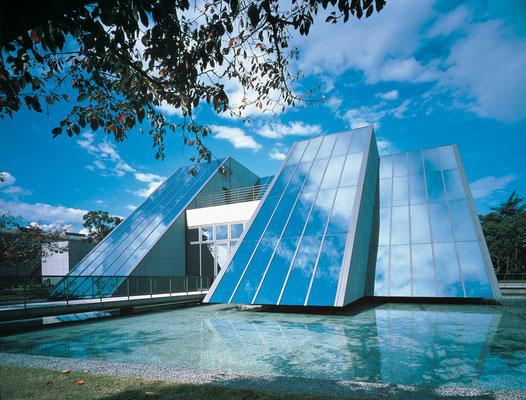Nakatomi Memorial Medicine Museum [Tosu, Saga] / 1995 中冨記念くすり博物館 [佐賀県鳥栖市]