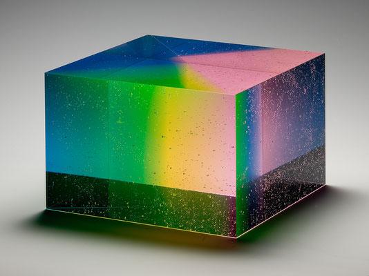 Residence of Love / glass / 2007