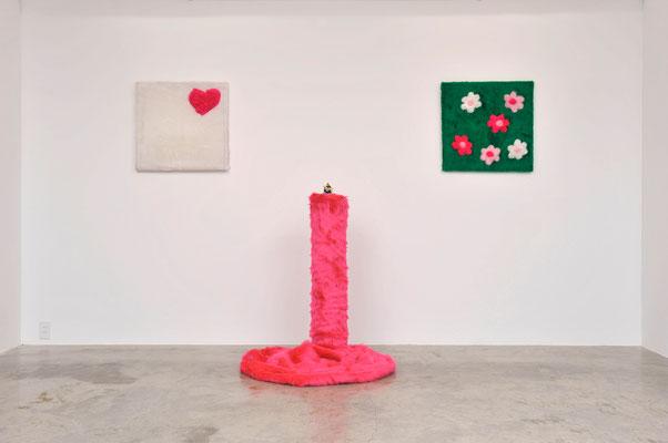 THE DEAR DEER AND THE CRANKY CROW / Solo Exhibition / 2017 / HIRO GALLERY IZUOKAWA