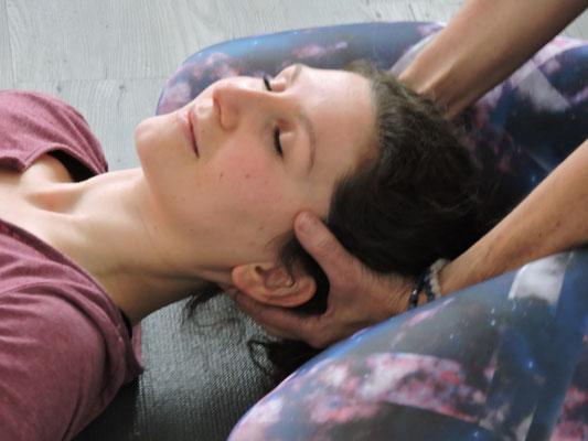 Yogatherapie Einzelstunde Yoga