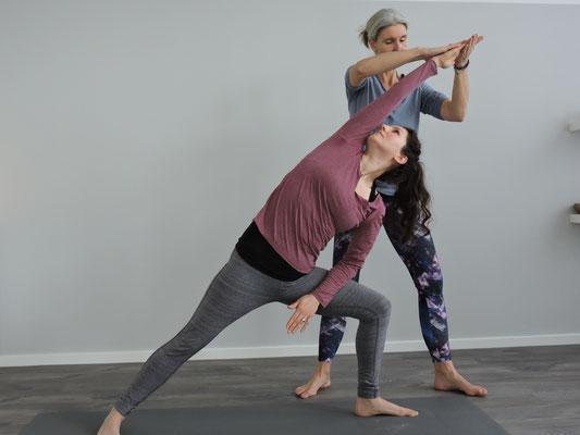 Yogatherapie Einzelstunde Yoga Weinstadt Waiblingen