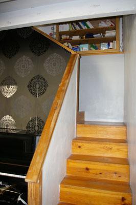 peinture et d coration d 39 un s jour site de msprorenovation. Black Bedroom Furniture Sets. Home Design Ideas