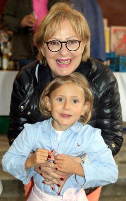 Irene Thüler, die stolze Grossmutter