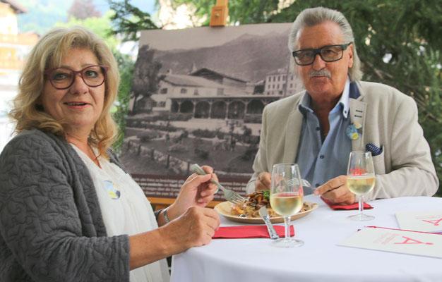 Susi und Rolf Sprecher.