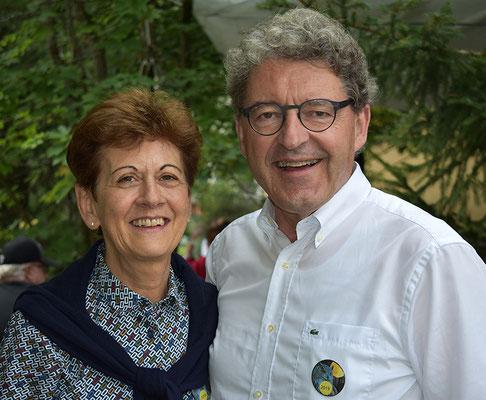 Silvia und Heinz Brand