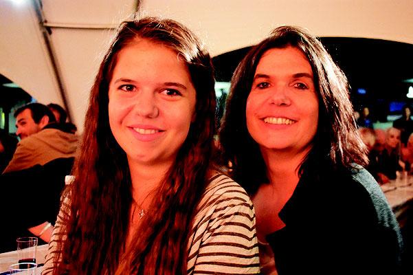 Vanessa T. und ihre Mutter