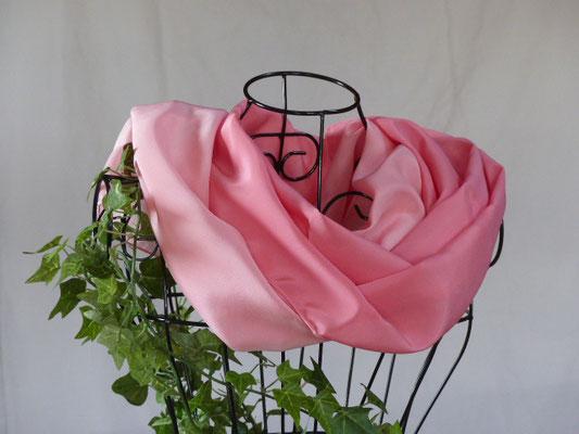 pflanzengefärbter Schal-AMOUREUX