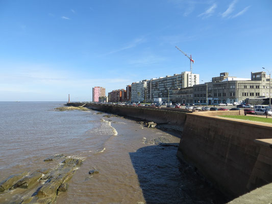 Spaziergang durch Montevideo