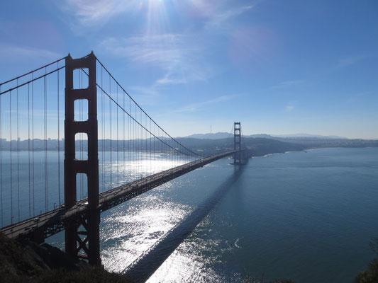 Ausflug nach San Francisco
